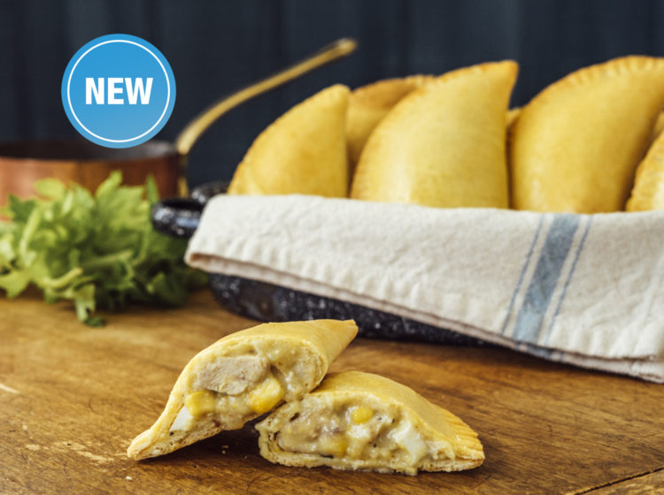 Pennsylvania Dutch Chicken Corn Hand Pies