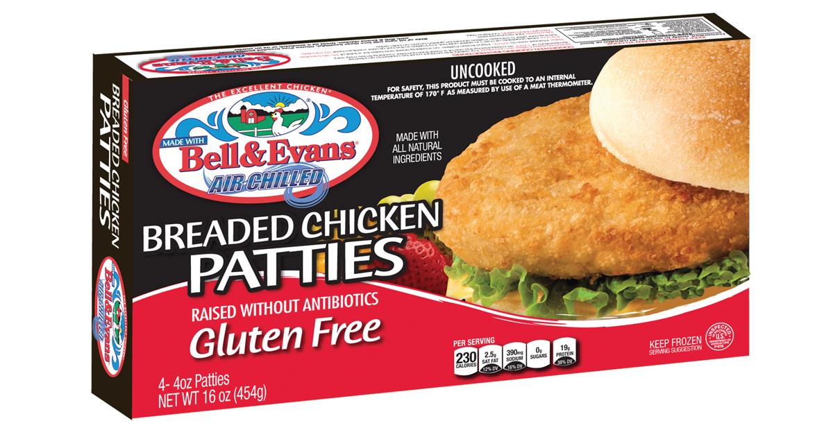 gluten free hash brown patties