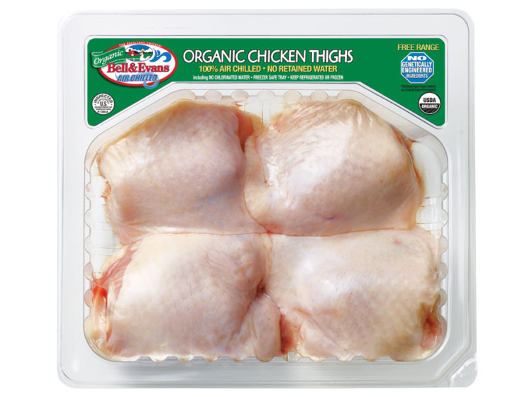 Organic Chicken Thighs