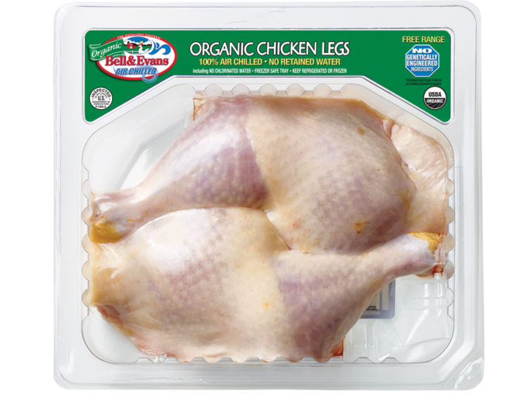 Organic Whole Chicken Legs