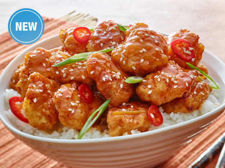 Gluten Free Crispy Orange Chicken
