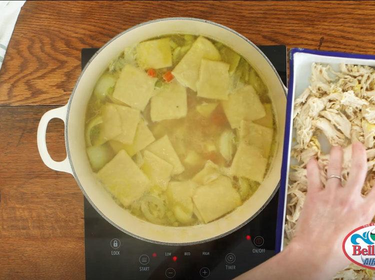 Pennsylvania Dutch Chicken Pot Pie Bell Evans