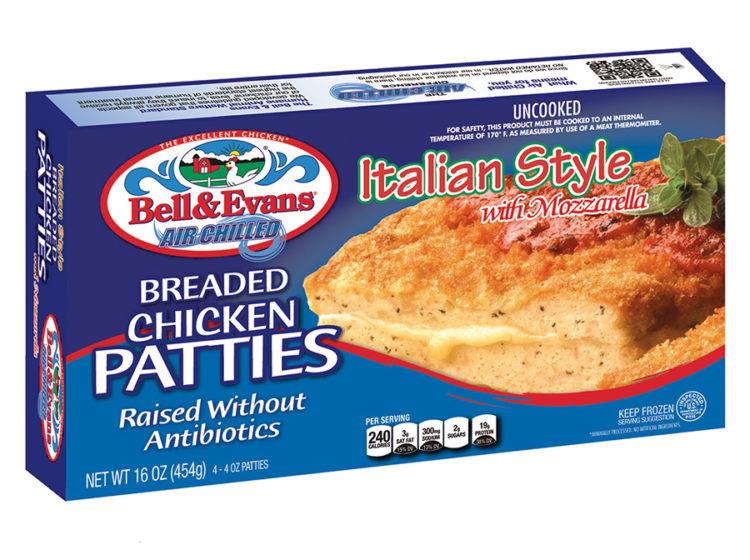 Breaded Chicken Patties Bell Amp Evans