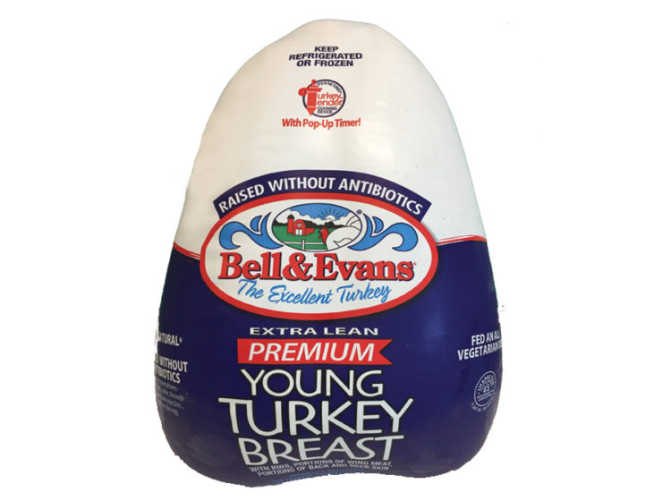 Bell & Evans Turkey Breast