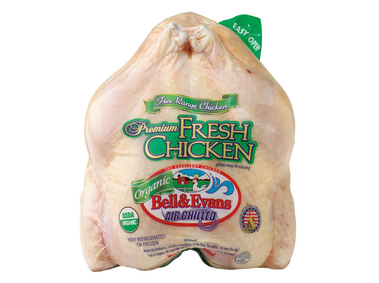 Whole Organic Chicken